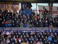 Shrewsbury duo pick up EFL award for top fans