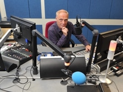 The man behind the microphone: Eric Smith celebrates 25 years as Shropshire breakfast radio host