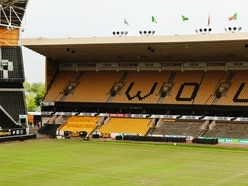 Wolves' golden makeover with new seats at Molineux
