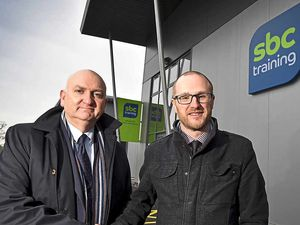 Move for growing training provider