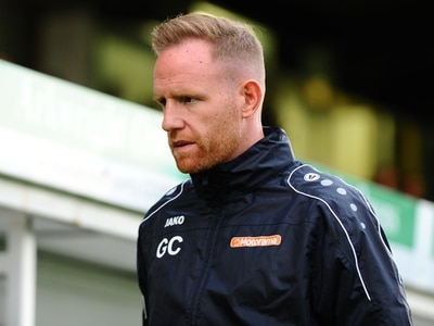 No excuses from AFC Telford boss Gavin Cowan