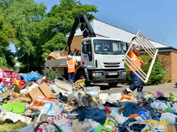 Concern as Shropshire fly-tipping incidents reach 4,000
