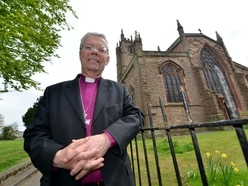 Farewell service for retiring Bishop of Hereford