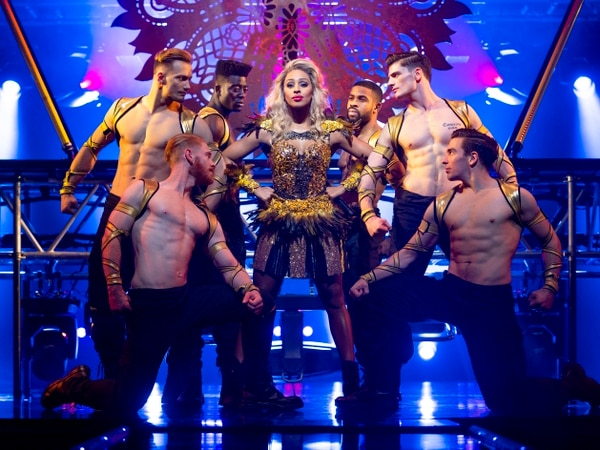 Alexandra Burke still queen of the night as The Bodyguard comes to Birmingham - review with pictures