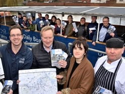 #backtobusiness: Shrewsbury tourism and firm owners declare 'we're open for business'