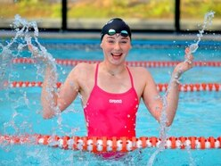 Shropshire swimmer Freya Anderson makes final three for BBC Young Sports Personality of the Year