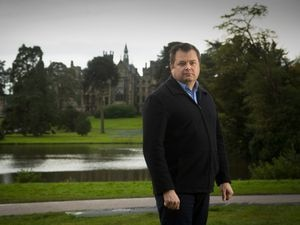 Francis Jackson, Operations Manager of Alton Towers