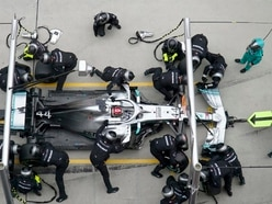 Watch: Mercedes pull off 'perfectly executed' double pit stop during Chinese GP