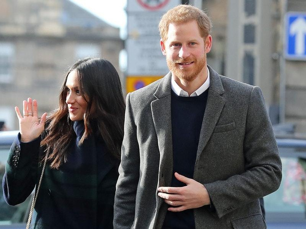 Meghan Markle's wedding dress is reportedly costing $700k