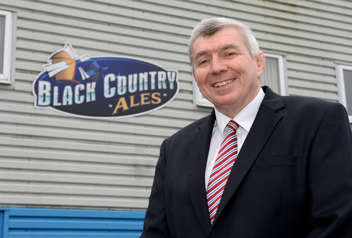 Angus McMeeking, MD of Black Country Ales, will be opening the brewery's 40th pub