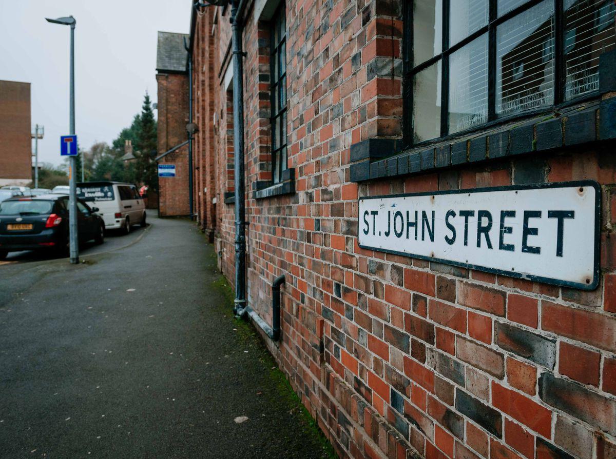 St John Street, Wellington