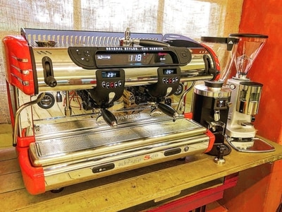 'Irreplaceable': Burglars steal £20,000 of equipment from Shropshire coffee trader