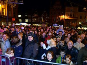 Shrewsbury Christmas lights switch-on set to be a cracker