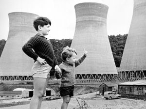 The towers brought fascination to children in the Ironbridge Gorge, who have grown up with them and have grown to love them