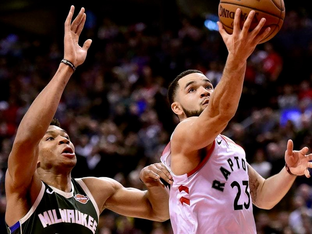 Milwaukee Bucks topple Toronto Raptors | Shropshire Star