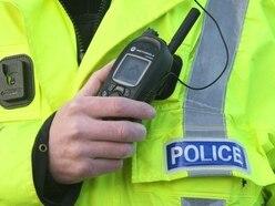 Thieves target vehicle number plates on car near Shrewsbury