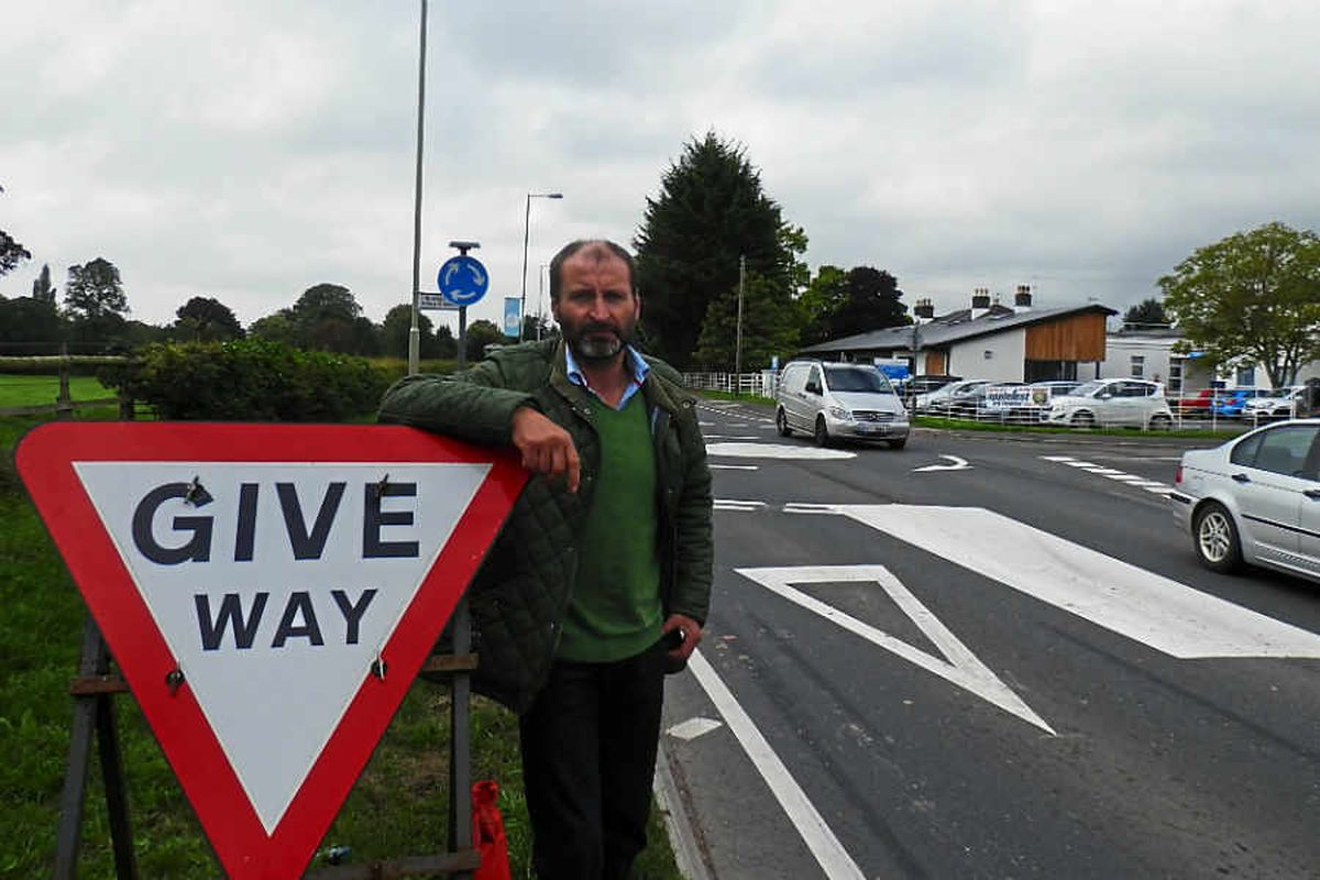 End of road for Shropshire roundabout blamed for accidents