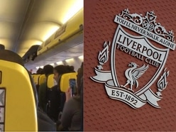 Pilot delights Liverpool fans by playing You'll Never Walk Alone on flight ahead of Porto game