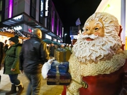 Father Christmas coming to Telford's European Market for first time