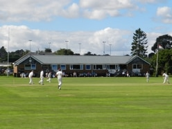 Two Shropshire cricket fixtures cancelled due to coronavirus risk