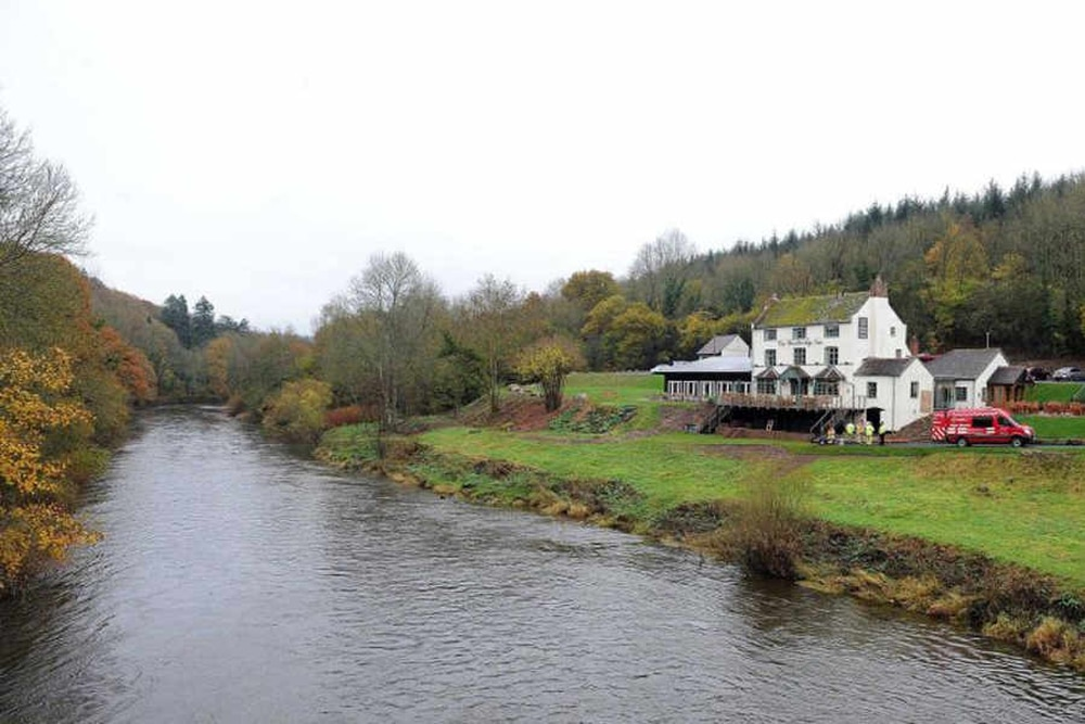 Death of man found in River Severn not suspicious