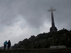Spain resumes controversial exhumations near Franco's tomb
