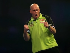Michael Van Gerwen demolishes Rob Cross in Premier League