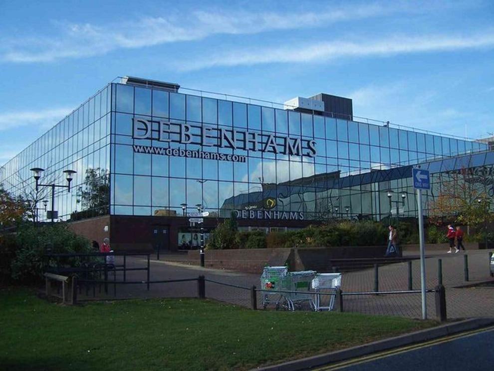 Altrincham's Debenhams store is to close