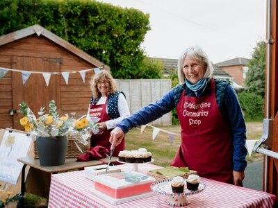 Shropshire village shop marks 10th birthday but 'lifeline' service continues