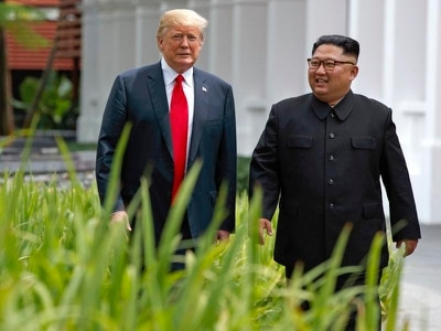 Donald Trump to meet Kim Jong Un again in 'not too distant future'