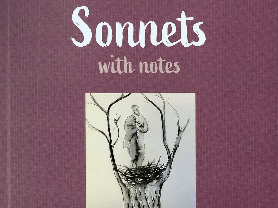 Shropshire poet's sonnets collection in public launch