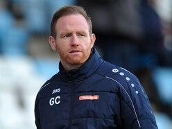 Gavin Cowan has belief in his Telford side