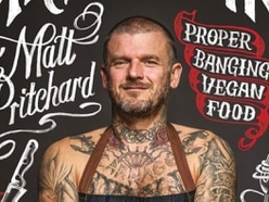 Dirty Sanchez star Matt Pritchard to appear at vegan festival