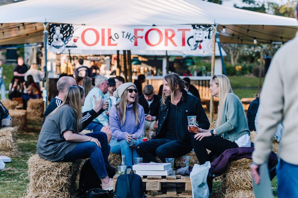 Oil to the Fort has been popular at Shrewsbury Castle. Pic: Birgitta Zoutman
