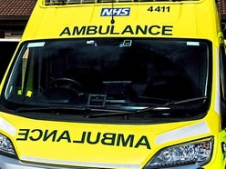 Elderly woman taken to hospital after suffering serious head injury in Shrewsbury street
