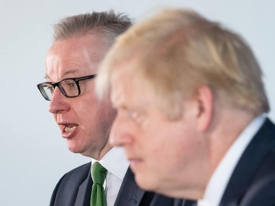 Government will carry on in fight against Covid-19, says Gove