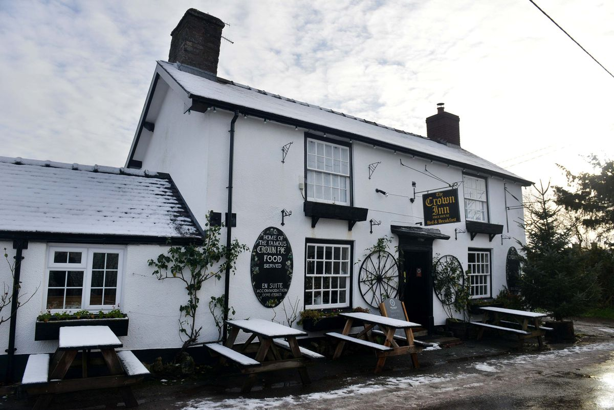 The Crown Inn at Wentnor