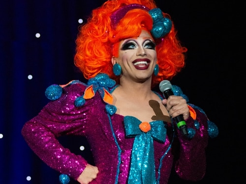 Bianca Del Rio brings the circus to town in hilarious new arena tour - review with pictures