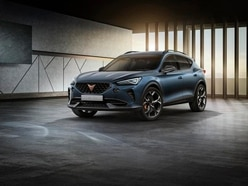 Cupra Formentor concept car could become brand's first standalone model