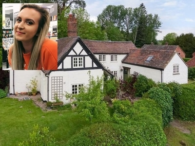 Woman, 23, wins £500,000 Shropshire country farmhouse in raffle