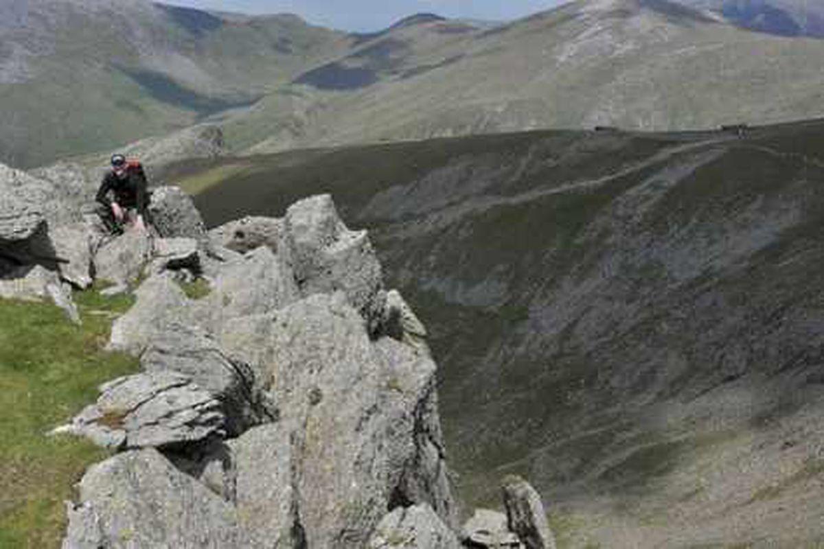 Snowdonia short break is the peak of perfection