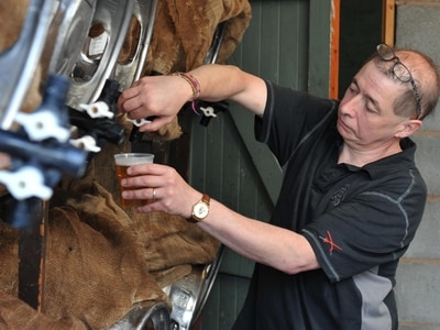 Bishop's Castle Real Ale Trail is a boost for businesses