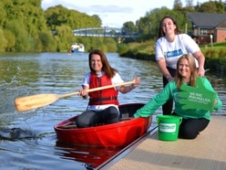 It's Coracle World Championships time again in Shrewsbury