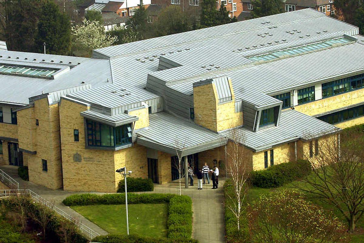 Shrewsbury Magistrates Court