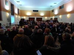 Hundreds speak out on Bridgnorth homes plans