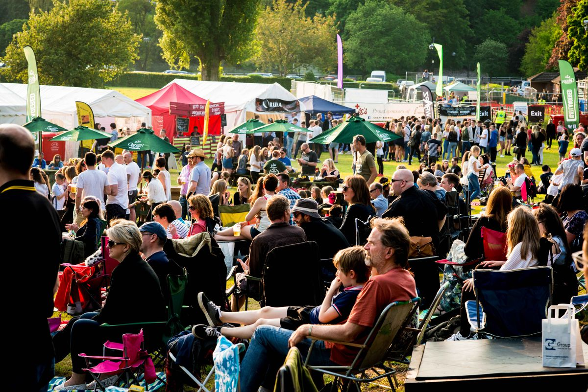Market Drayton's Rock and Bowl Festival