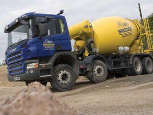 Breedon has quarries and concrete plants across the West Midlands