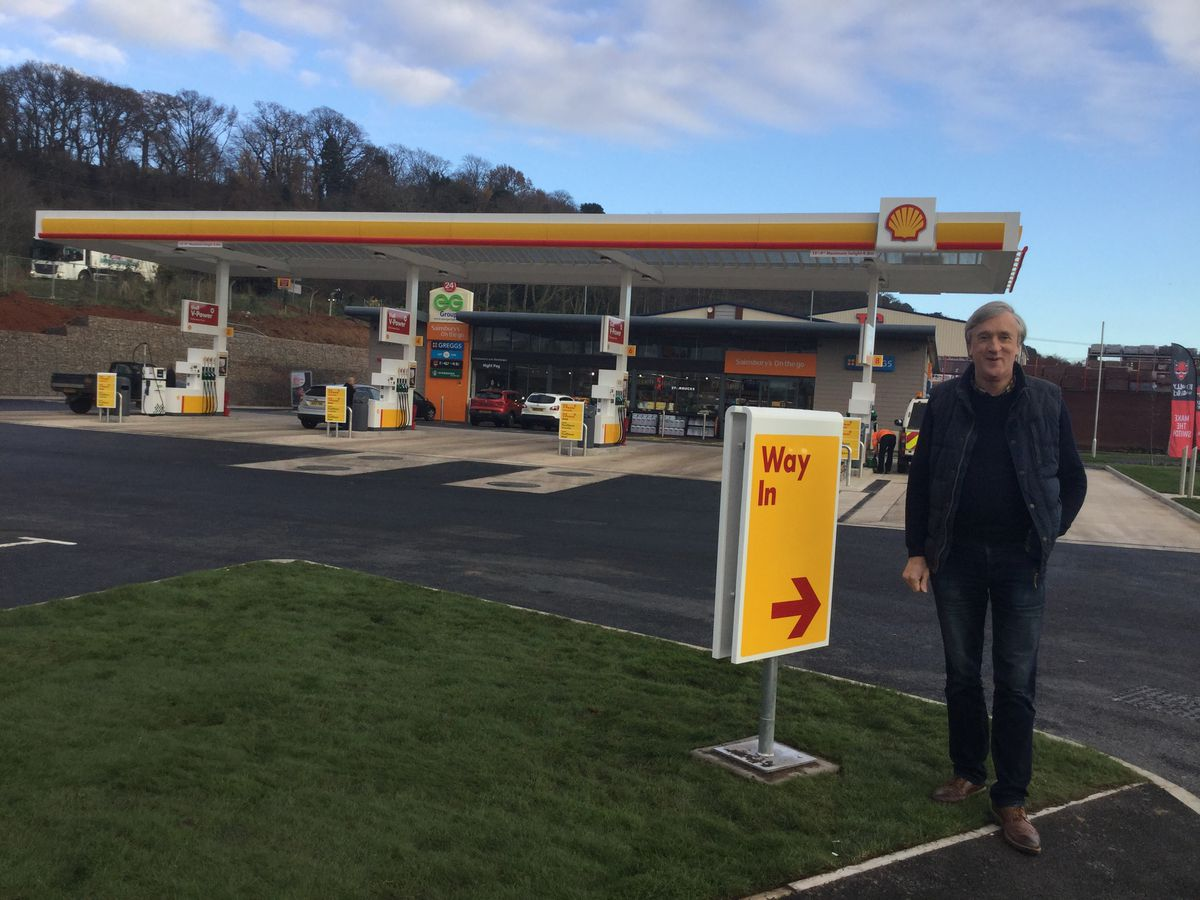 Councillor Christian Lea, who represents Bridgnorth East & Astley Abbotts on Shropshire Council, hopes the new provision will alleviate traffic issues