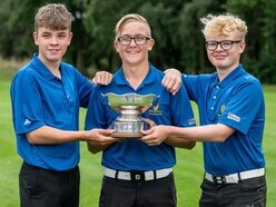 Young Horsehay golfers are national champions