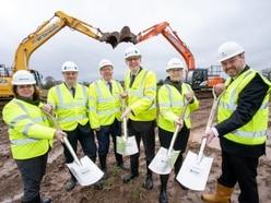 Work begins on Newport Innovation Park